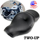 Driver Passenger 2 up Seat For Harley Sportster XL 883 XL 1200C L T 2004 2018