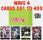 2019 TOPPS TOTAL WAVE 4 You Pick Cards DeGrom Lowe Jimenez Haniger Bryce Harper