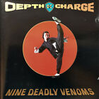 Depth Charge - Nine Deadly Venoms - 2xCD 1994 UK J Saul Kane Dead By Dawn