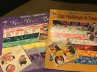 paper pizazz holiday seasons pretty acid free scrapbook stamping albums 2 books