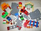 LEGO Duplo Thomas Percy Wellsworth James Fat Controller Motorized Train Tracks