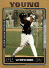Chris Young Baseball Cards: Rookie Cards Checklist and Buying Guide 12