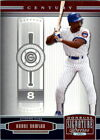 Andre Dawson Cards, Rookie Card and Autographed Memorabilia Guide 13