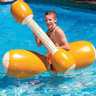Pool Joust Set FLOATGame Inflatable pool toys swimming Bumper Toy Children