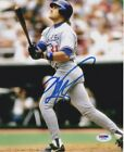 Mike Piazza Rookie Cards and Autograph Memorabilia Guide 37