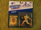 Kenner Starting Lineup ~ 1989 Bo Diaz - Cincinnati Reds slu
