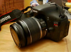 Canon EOS Rebel T3i EOS 600D 180MP Digital SLR Camera Black Kit w EF S