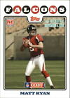 2016 NFL MVP! Top Matt Ryan Rookie Cards 33