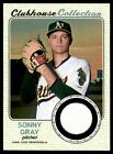 Sonny Gray Rookie Cards and Key Prospect Cards Guide 11