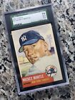 Ultimate Guide to 1950s Mickey Mantle Topps and Bowman Cards 21