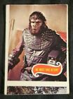 Vintage 1967 Topps Planet of the Apes #12 51 ERROR MISCUT CARD 2 NUMBERS RARE