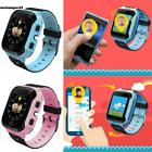 2019 Smart Watch with GPS GSM Locator Touch Screen Tracker SOS for Kids Children