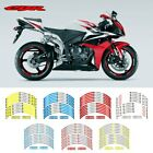 For Honda CBR  #style 4 Fashion wheel protector Cool wheel stickers #sum