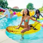 Inflatable Pool Floats Swimming Floaty Ride On Giant Outdoor Summer Beach Water