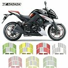 For Kawasaki Z1000 #style 2 motorcycle wheel sticker Cool wheel stickers