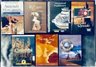 7 Assorted AZSW Native American Utah CO + More Docs Natural World DVDS