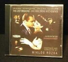Miklos Rozsa The Lost Weekend / Blood On The Sun OOP OST Soundtrack CD 1996