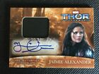 2013 Upper Deck Thor: The Dark World Actor Autographs Guide 24