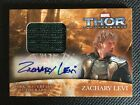2013 Upper Deck Thor: The Dark World Actor Autographs Guide 25