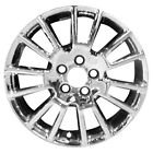 04631 Reconditioned 18X8 Alloy Wheel Rim Polished Full Face