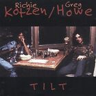 Tilt by Richie Kotzen & Greg Howe (CD, Aug-1995, Shrapnel)
