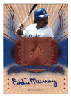 Eddie Murray 2005 Upper Deck Hall of Fame Worthy Autograph #EM2 auto 25 Dodgers