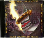 1988 HEAVY RIGHTEOUS METAL CD Saint Leviticus Tempest Messiah Prophet Whitecross