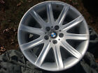 2006 08 BMW 7 Series 745750760 OEM Factory Silver Front 19 x 9 Wheel Rim