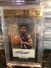 2015 Prizm D'angelo Russell Rookie RC Auto BGS 9.5 10 ALL 9.5's VERY RARE