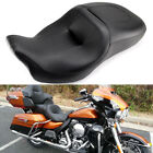 Driver Rider Passenger 2 Up Seat For Harley Touring Electra Glide FLHT 2008 2015