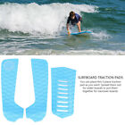 3Pcs Anti Slip Surfboard Traction Tail Pads Surfing Surf Skimboard Deck Grip UK