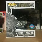 Funko POP Game of Thrones 38 New York Comic Con Convention Exclusive Iron Throne