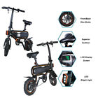 250W Electric Scooter 36V Battery 12 Tires Velocity Folding Design Scooter