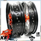 3.5 / 4.5*17 CUSH DRIVE SUPERMOTO WHEEL FIT KTM 625 SMC KTM660 SMC KTM640 LC4
