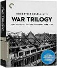 Roberto Rossellinis War Trilogy Rome Open City Paisan Germany Year Zero Th