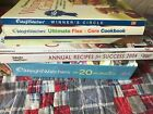 Lot of 6 Weight Watchers cook books points Flex  core Mexican Annual recipes +