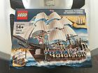 LEGO PIRATES IMPERIAL FLAGSHIP 10210 RETIRED *New In Factory Sealed Box