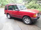 1998 Land Rover Discovery 50th for $2900 dollars