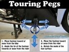 Concours 14 Touring Pegs 1400GTR Highway Pegs
