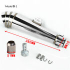38-51mm Exhaust Muffler Pipe&DB Killer for 125-1000CC Motorcycle&Scooter Racer