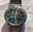 Vintage 1964 M4 Bulova Accutron Spaceview Watch Running