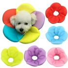 Pet Dog Comfort Recovery Cone E Collar Medical Wound Cone Elizabethan Protect US
