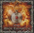 Society of Friends by Ian Parry's ROCK EMPORIUM (CD/SEALED - ESCAPE MUSIC 2016)