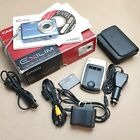 Casio EXILIM ZOOM EX-Z75 7.2MP Digital Camera - Boxed with All Accs.