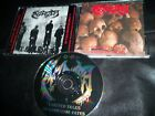 KADATH Twisted Tales Of Gruesome Fates CD Ultra-RARE DeathGrind Out-Of-Print