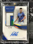 2018-19 Panini Immaculate Collection Soccer Cards 12