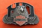 1987 HARLEY DAVIDSON  MOTORCYCLES  Solid Brass EAGLE  EMBLEM Belt Buckle