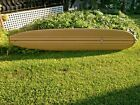 BEAUTIFUL 10 0 HAP JACOBS WOOD VENEER SURFTECH SURFBOARD