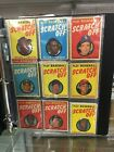 1970 Topps Baseball Scratch Offs 24 Complete Set Sharp! PSA Set Registry Ready!