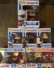 Exclusive Funko Pop Marvel Avengers Civil War Lot of 10. Exclusives!